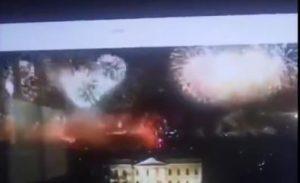 Fireworks White House